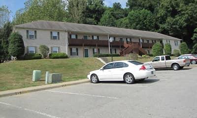 Building, Hawthorne Place Apartments, 2
