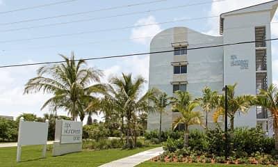 Building, Ocean 601 Apartments, 0