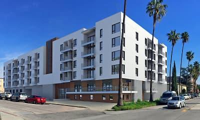 Building, NoHo 5500, 2