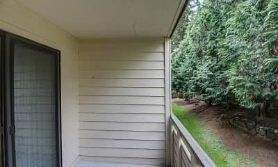 Patio / Deck, Jackson Greens, 2