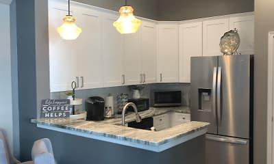Kitchen, Mount Laurel Crossing, 2