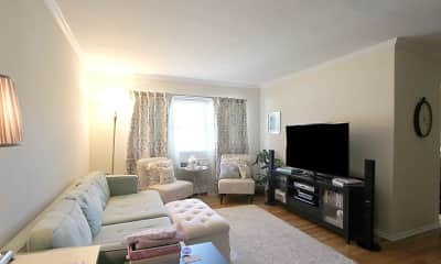 Living Room, Pompton Gardens, LLC, 1