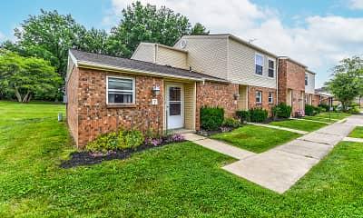 Building, Pleasantville Commons Apartments, 0