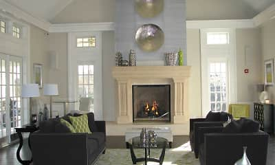 Living Room, Knoll Crest, 1