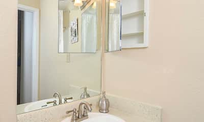 Bathroom, Woodland Trace, 2