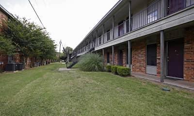 Building, Meadows Apartments, 1