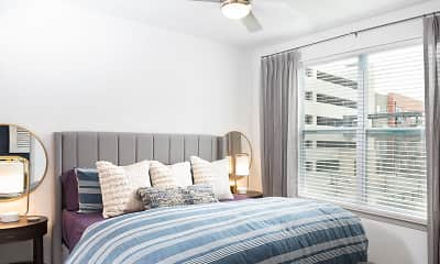 Bedroom, Lux on Main, 2
