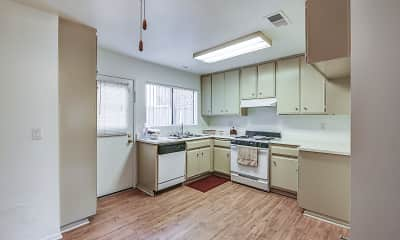 Kitchen, Park Place Townhomes, 0