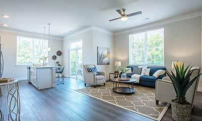 Living Room, The Elle, 1
