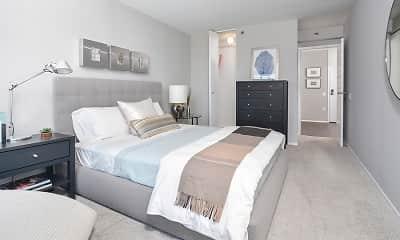 Bedroom, The Montrose, 2