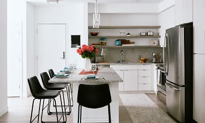 Kitchen, The Abby, 0