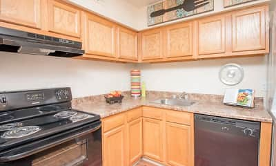 Kitchen, Monarch Crossing Apartment Homes, 0
