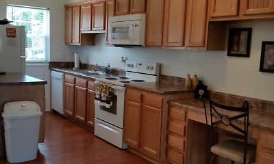 Kitchen, Christopher Crossing, 1