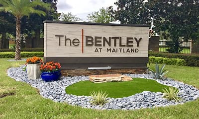 Community Signage, The Bentley at Maitland, 0