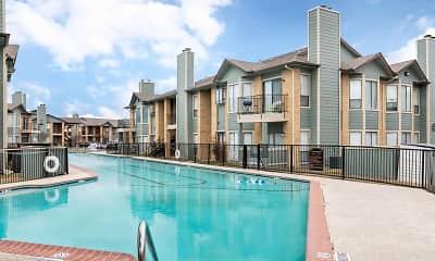 Lake Village West Apartments, 1