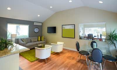 Living Room, Siena Apartment Homes, 1