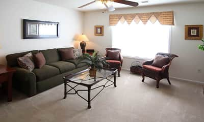 Living Room, Lawyers Ridge, 1