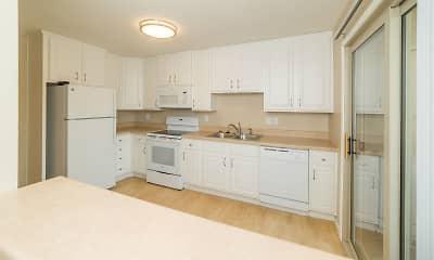 Kitchen, South Meadows, 1