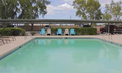 Pool, Center Park, 2