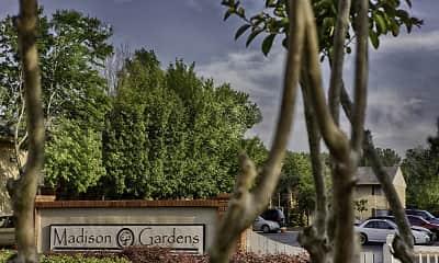 Community Signage, Madison Gardens, 0