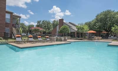 Pool, The Vines, 1