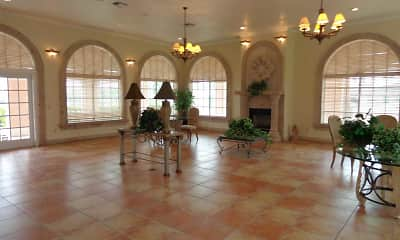 Clubhouse, La Herencia Apartments, 2
