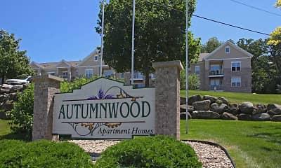 Community Signage, Autumnwood, 2