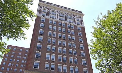 Building, The Taft Apartments, 1