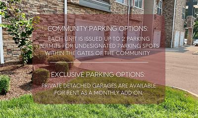 Community Signage, Easton Place, 2