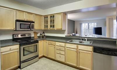 Kitchen, Mallard Creek, 0