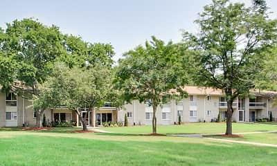 Building, Conway Garden, 1
