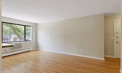 Living Room, Emerson Flats, 1