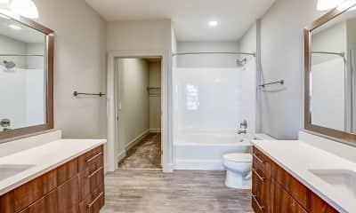 Bathroom, The Nicholas, 2