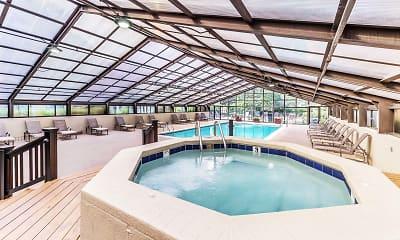 Pool, Eldridge Townhomes, 0