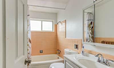 Bathroom, Village Square, 2