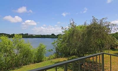 Patio / Deck, Lakes at Largo, 2