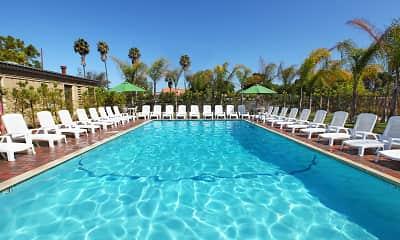 Pool, Town Park Villas, 1
