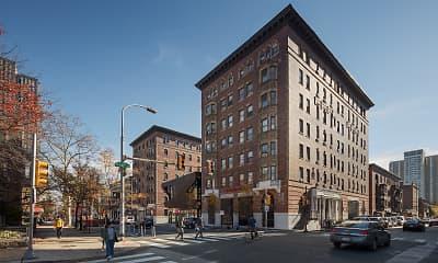 Building, Hamilton Court Apartment, 2