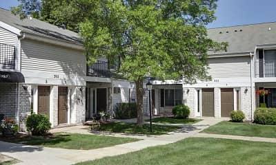 Building, Stonewood Village Apartments, 2