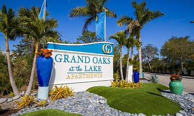 Community Signage, Grand Oaks At The Lake, 2