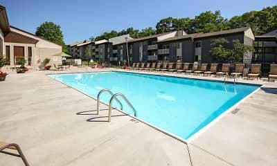 Pool, Lakeside Landing, 2