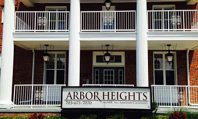 Building, Arbor Heights, 2