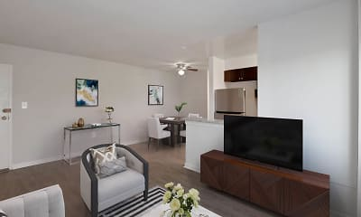 Living Room, South Pointe, 0