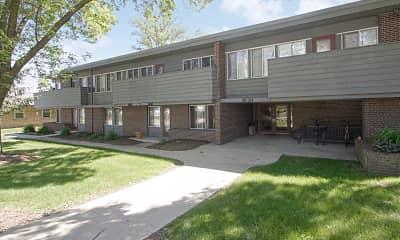 Building, Park House Apartments, 1