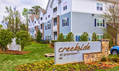 Creekside at Greenlawn, 2