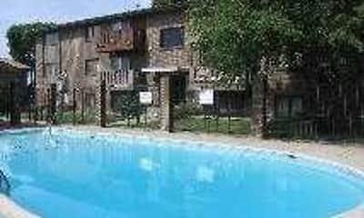 Pool, Arapahoe Village, 0