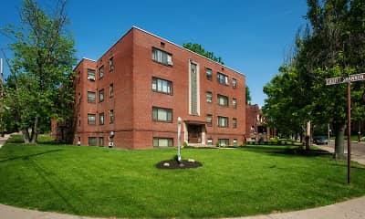 Building, Castletone Apartments, 0
