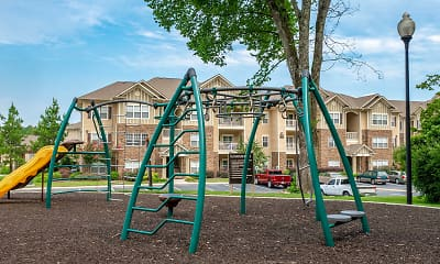 Playground, The Cove at Creekwood Park, 2