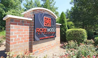Community Signage, Rosewood At Clemson, 0