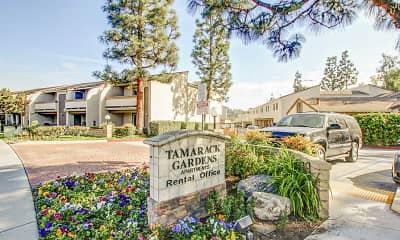 Community Signage, Tamarack Gardens, 2
